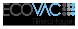 ECOVAC Filteranlagen Logo